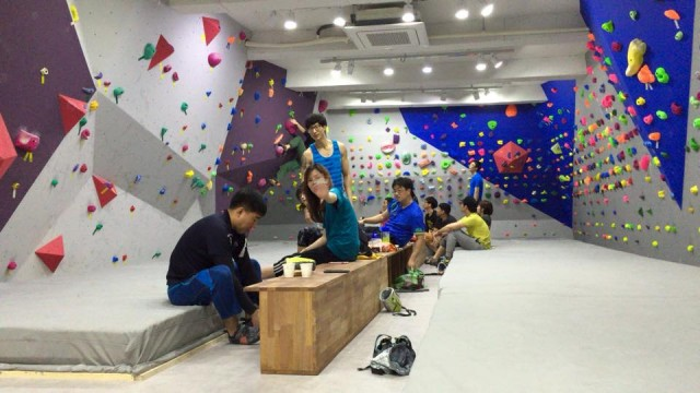 Photo of Vertigo Climbing Gym (버티고 클라이밍 짐) [near Gunja subway station]
