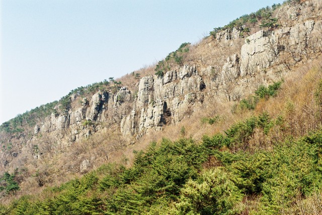 Photo of Munsu Mountain