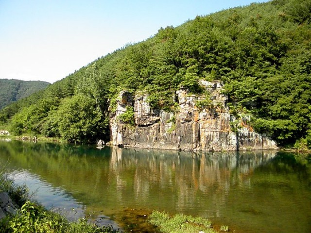 Photo of Yugok-myeon Deep Water Solo River Camp Ground
