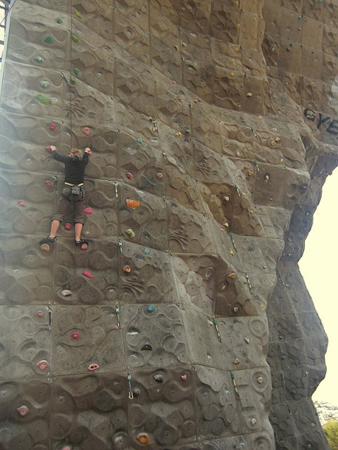 Photo of Gyeongju City out door Climbing Wall