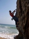 Photo of Chuam Beach Bouldering